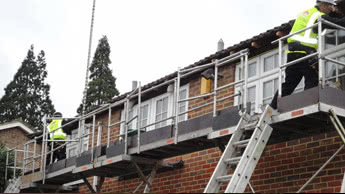 Full installation by The Fascia Division