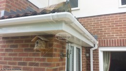 Replacement guttering